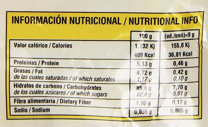 El Caserio - Caramelos con piñones - 1 kg: Amazon.es: Alimentación y bebidas