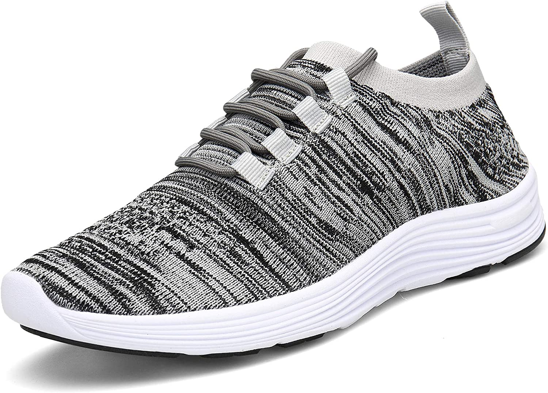 KOUDYEN Zapatillas Running Hombre Mujer Zapatos para Correr y ...