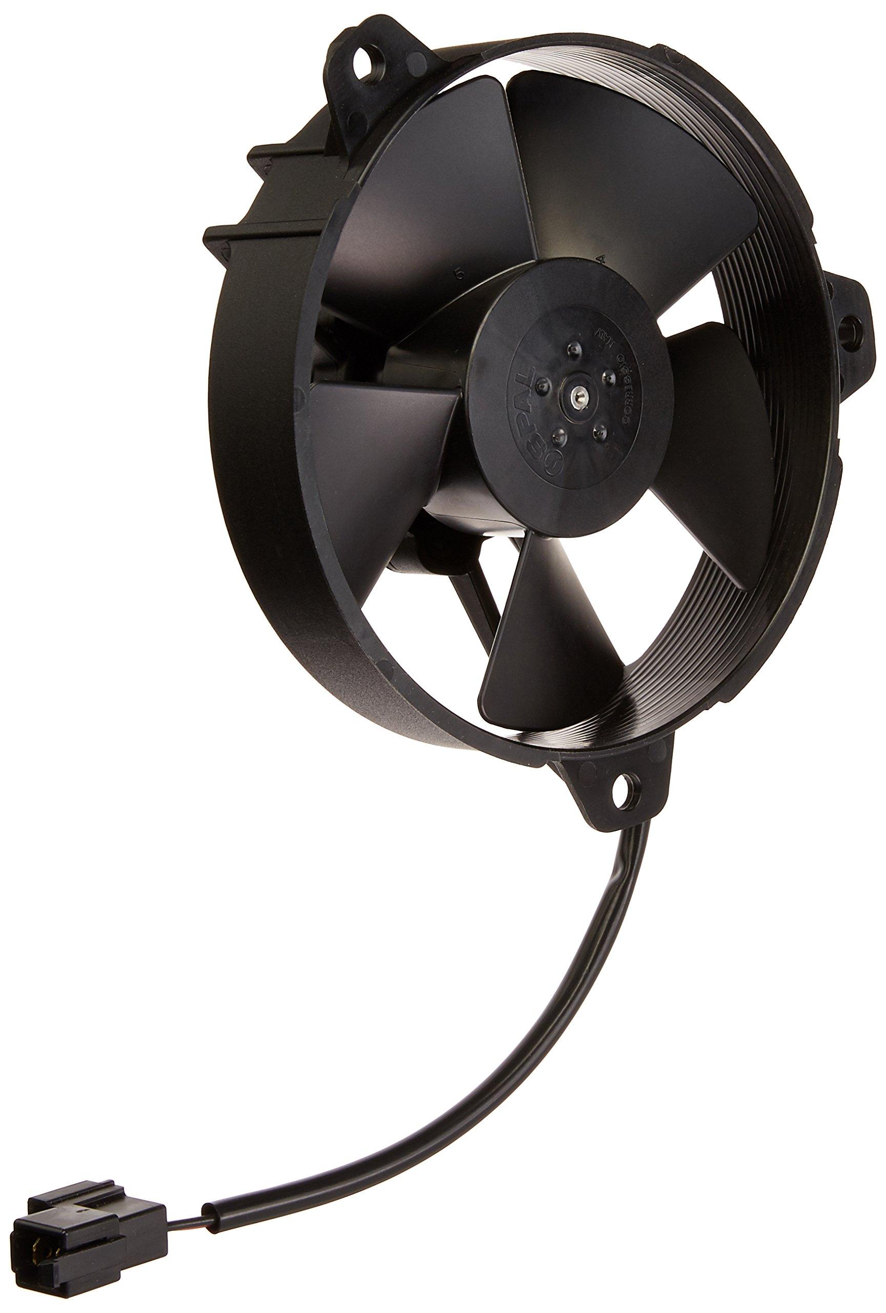 Spal 30103011 5.2'' Paddle Blade Puller Fan