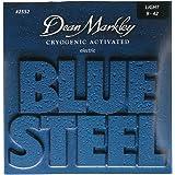 Dean Markley Blue Steel LT 2552 Electric Guitar Strings (.009-.042)