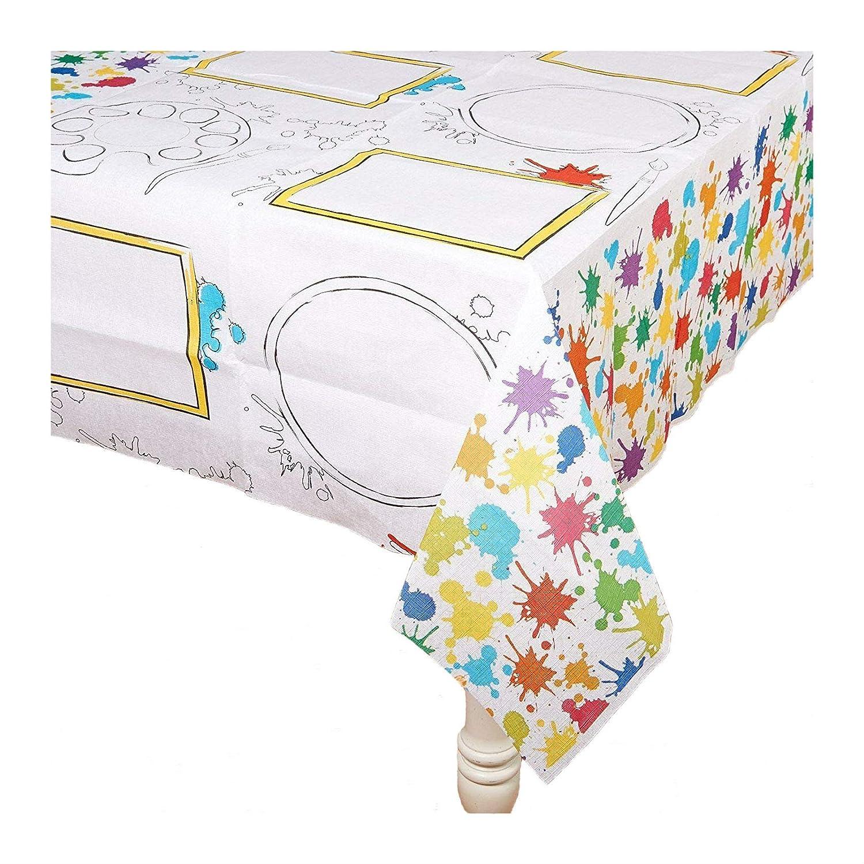 Creative Converting 317725 Party Supplies Multicolor