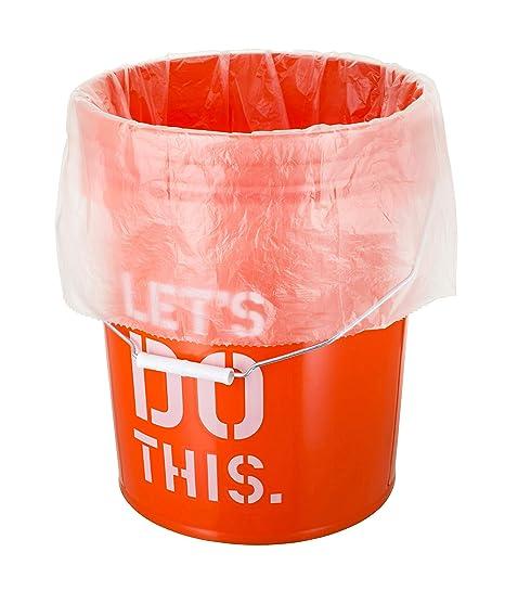 Amazon.com: Bolsas para cubo de 5 galones para marinado y ...