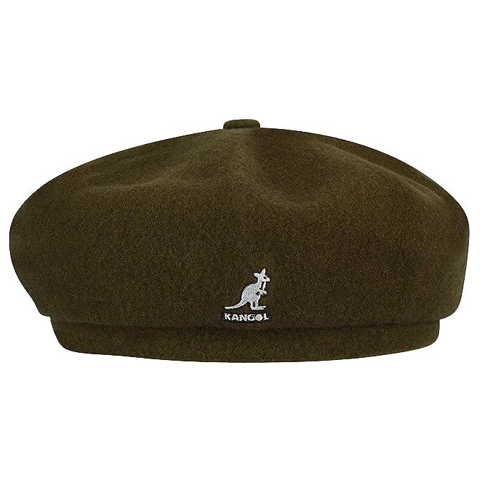 Kangol Wool Jax Beret  Amazon.ca  Clothing   Accessories 5a8fbb49aec