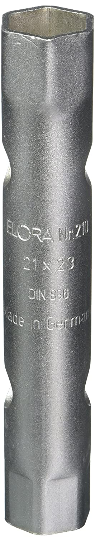 210-8 x 9 mm Elora 210008091000 Tubular Box Spanner Multi-Colour