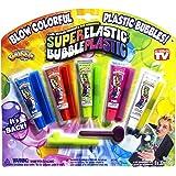 Wubble Bubble Super Elastic Bubble Plastic Deluxe Set - 5 Pack
