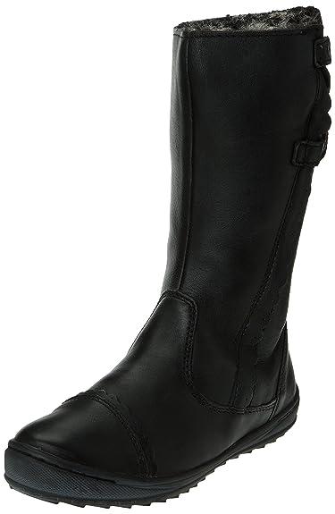 09b592a1a0e42 PLDM by Palladium Dolina Cash, Boots fille - Noir (315 Black), 28 EU ...