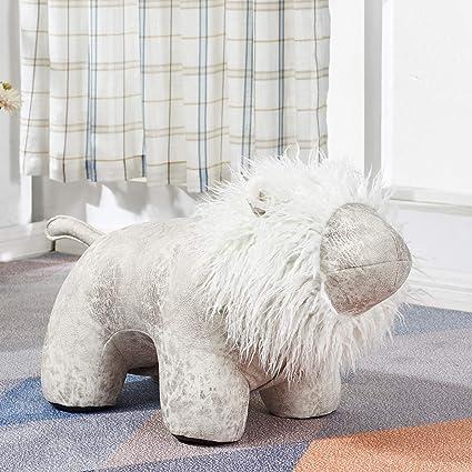 Awe Inspiring Amazon Com Joybase Large Animal Footstool Lion Footrest Beatyapartments Chair Design Images Beatyapartmentscom