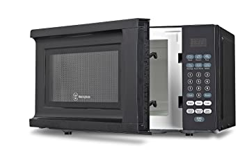 Wonderful Westinghouse WCM770B 700 Watt Counter Top Microwave Oven, 0.7 Cubic Feet,  Black Cabinet
