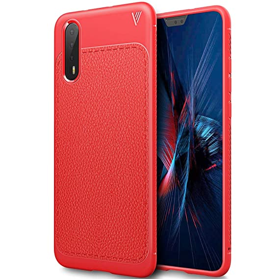 size 40 70ab2 769f3 Huawei P20 Pro case, KuGi Huawei P20 Pro case, SS [Scratch Resistant]  Premium Flexible Soft Anti Slip TPU Case for Huawei P20 Pro smartphone(Navy)