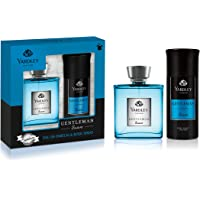 Yardley Gentleman Suave perfumed gift set, For Chivalrous man, Fragrance with Aromatic-Woody-Spicy notes, Eau De Parfum…