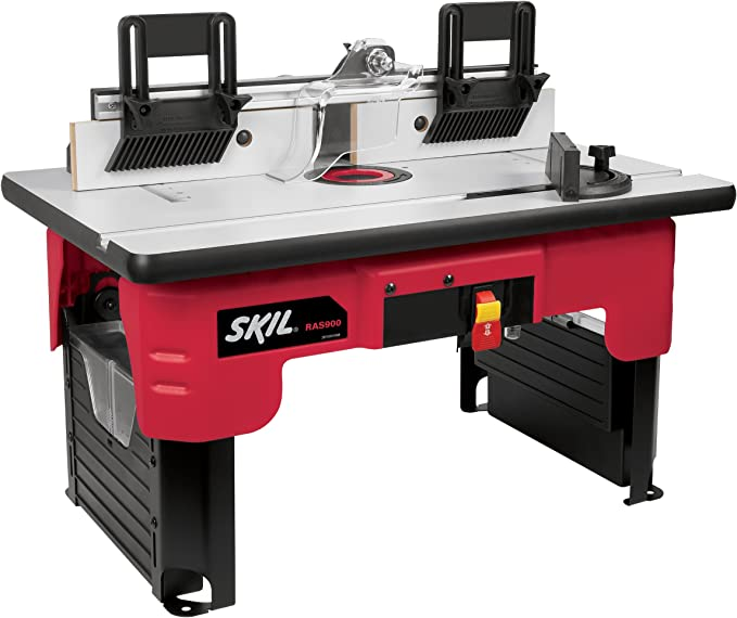 Skil RAS900 Router Table - Improved Accuracy