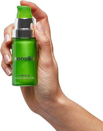 Sensilis Supreme - Renewal Detox, Tratamiento Nocturno - 30ml