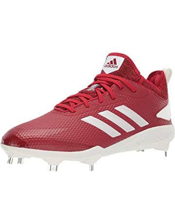 adidas Mens Adizero Afterburner V Baseball Shoe