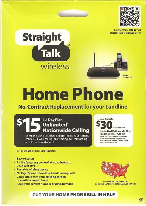 81iPIZNZjoL._SY679_ amazon com straight talk wireless home phone electronics,Home Internet No Contract Plans