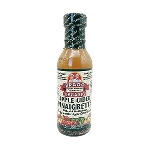 Bragg Organic Apple Cider Vinaigrette, 12 Ounce