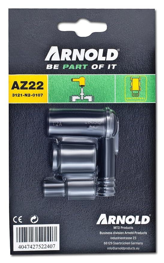 Arnold 3121-N2-0107 Zündkerzenstecker universal hoch für Rasenmäher ...