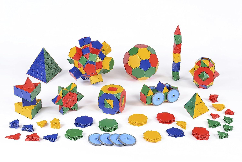 Polydron 10–3400 Schul-Set (Stück (Stück (Stück 806) B0722YDPLV | Erste in seiner Klasse  | Qualität Produkte  | Treten Sie ein in die Welt der Spielzeuge und finden Sie eine Quelle des Glücks  4c4619