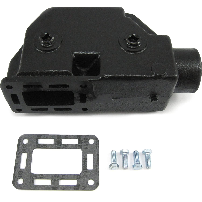 Barr Direct Replacement Exhaust Riser MC2072963
