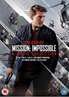 Amazon com: Mission: Impossible 2 (Widescreen Edition): Tom Cruise