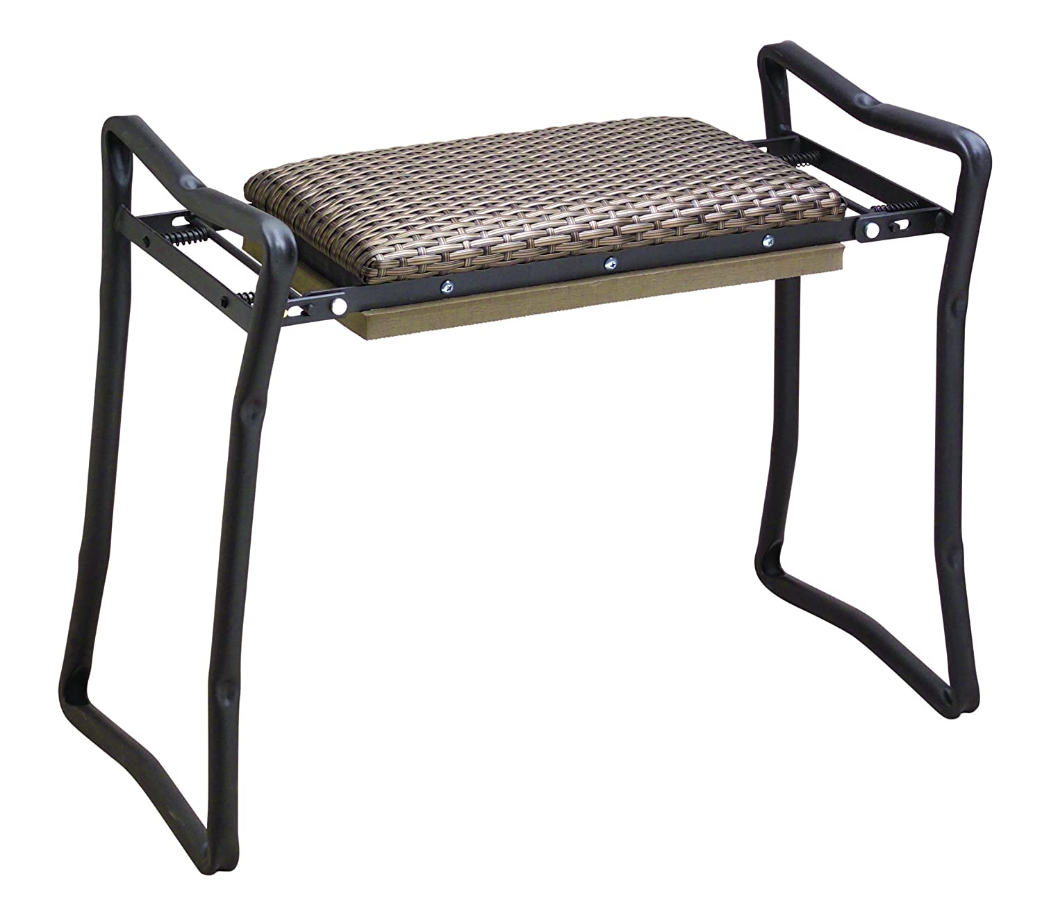 Amazon.com : Flexrake CLA103 Classic Wicker Kneeler Seat : Lawn And Garden  Hand Tools : Garden U0026 Outdoor