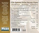 The Eastman Italian Baroque Organ