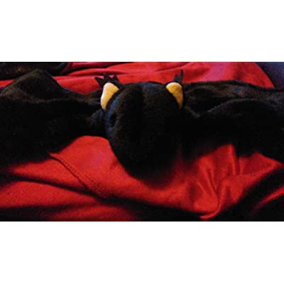 TY Beanie Baby - RADAR the Bat (4th Gen hang tag): Toys & Games