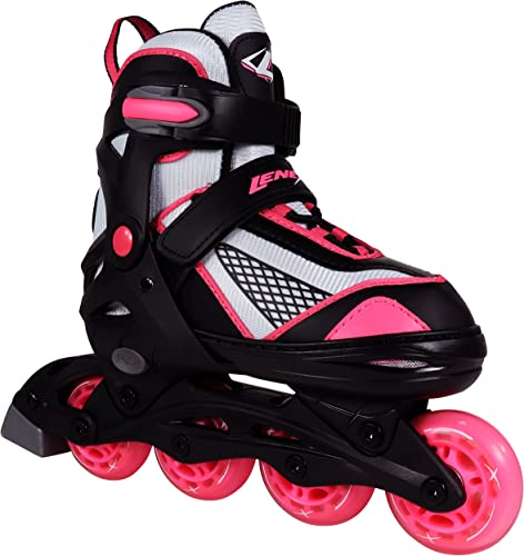 Lenexa Venus Adjustable Inline Skates Kids Roller Skates Girl