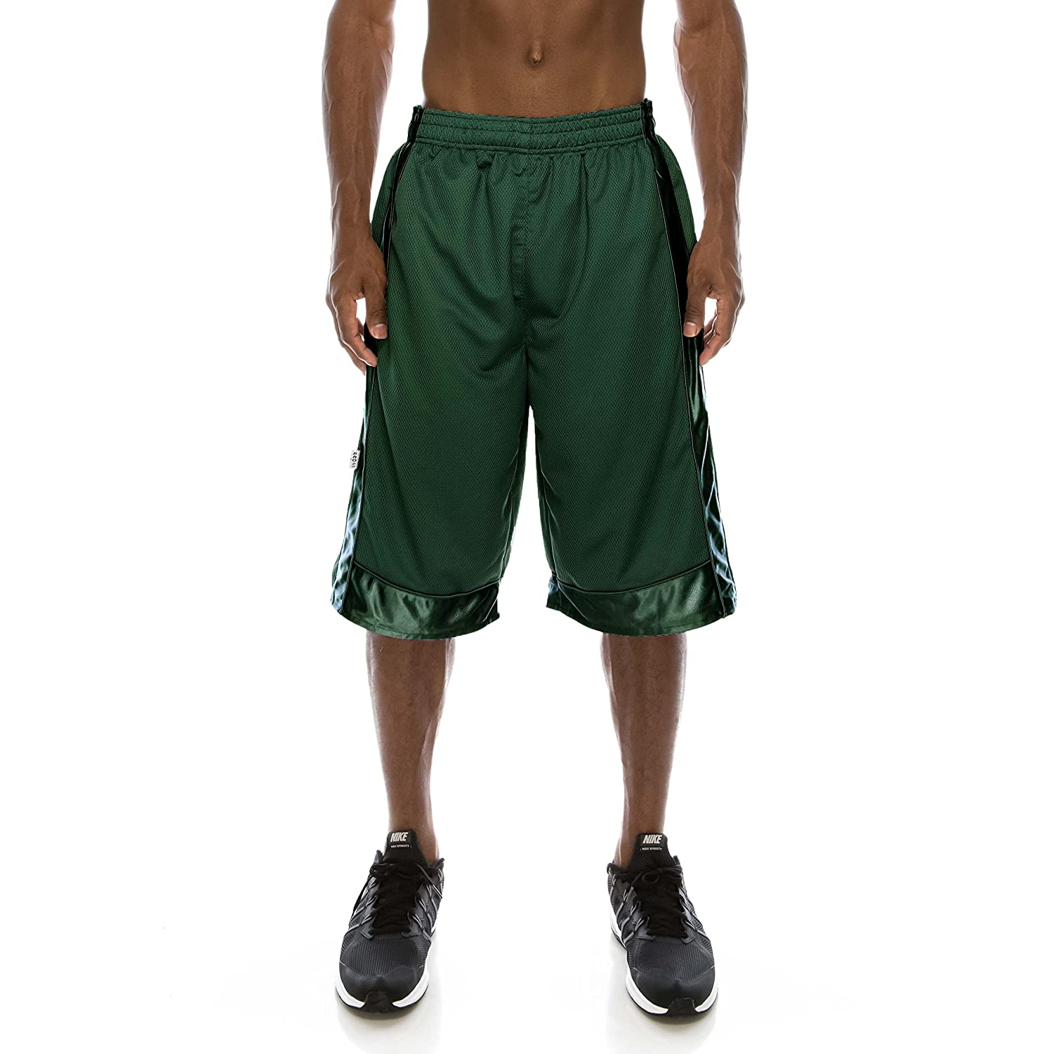 PRO 5 Premium Quality Heavy Mesh Basketball Shorts