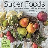 Super Foods 2020 Wall Calendar: Nature's Way to