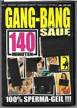 Gang-Bang - Casting Saue (Muschi Movie)