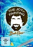 Bob Ross - The Joy of Painting, Kollektion 2 [Alemania] [DVD]