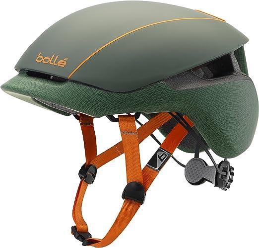 bollé Bollé - Casco de Bicicleta Messenger estándar.: Amazon.es ...