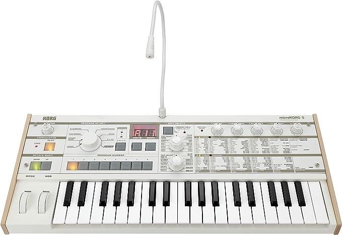 Korg microKORG XL+ - Sintetizador/Vocodificador de 37 teclas ...