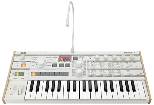 Korg microKORG with Built-In Speaker System (