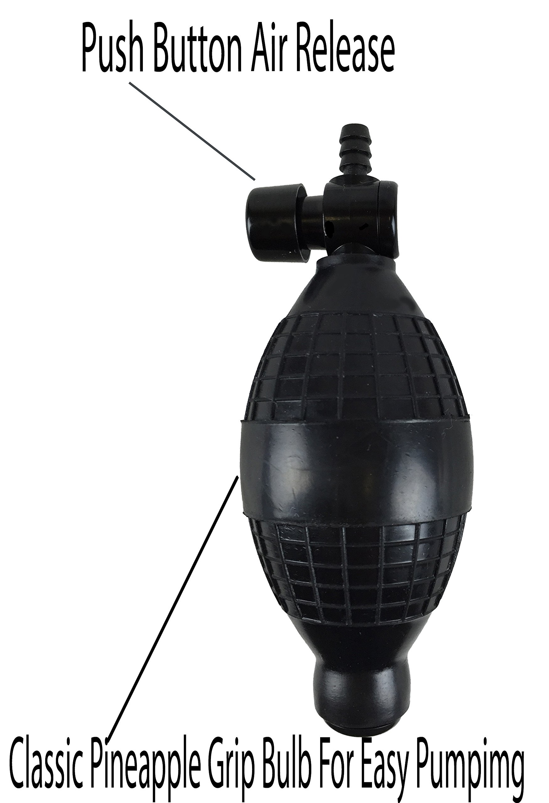 MyXToy 8'' Beginner Vacuum Penis Pump Enlargement