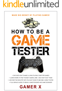 how to be a game tester make big money playing games - Video Game Testers Salary