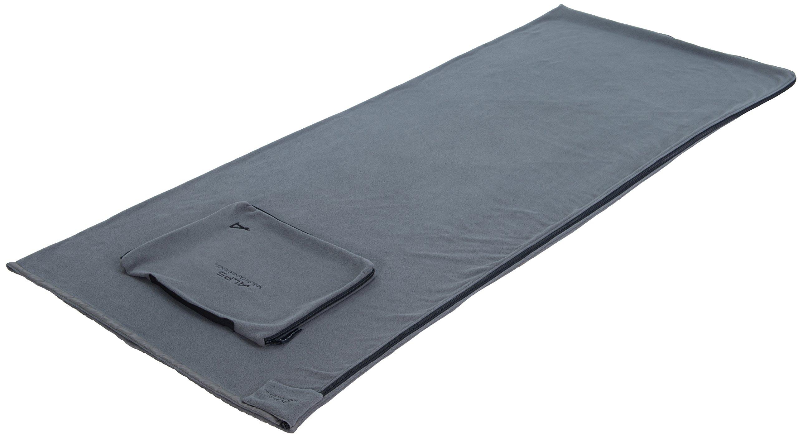 ALPS Mountaineering Fleece Bag, Grey by ALPS Mountaineering