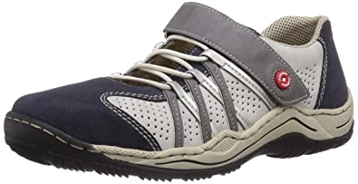 kauf verkauf Laufschuhe akzeptabler Preis Rieker L0554 Damen Sneakers