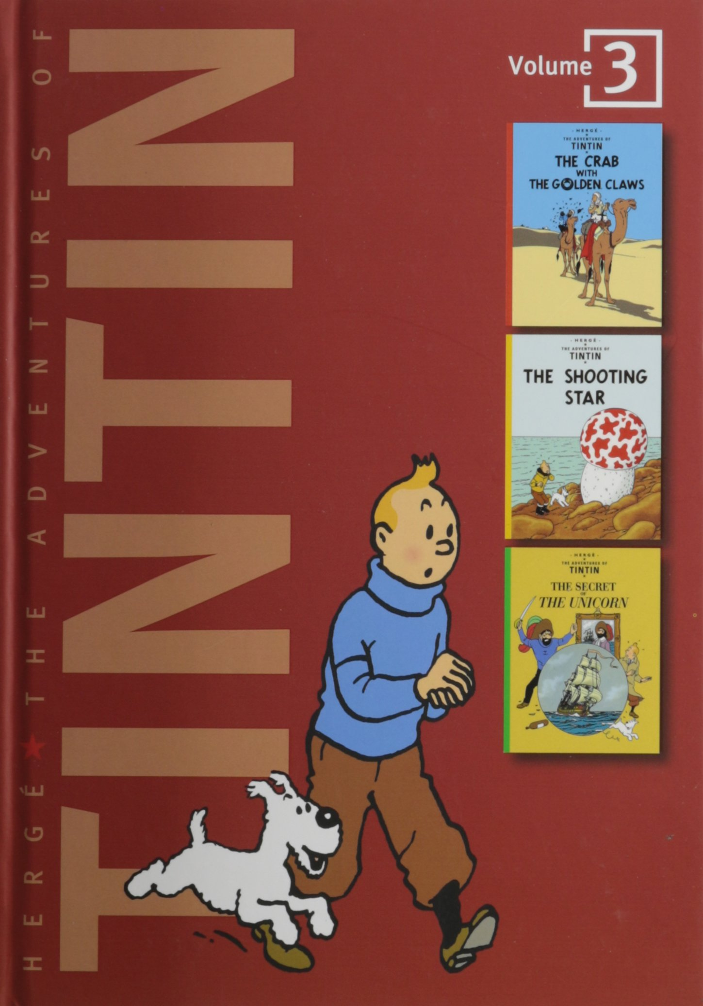 Image result for the adventures of tintin volume 3 Amazon