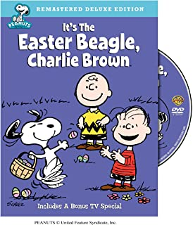its the easter beagle charlie brown remastered deluxe edition - Charlie Brown Valentine Video