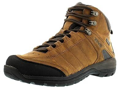 Teva Kimtah eVent Leather W's, Damen Trekking- & Wanderhalbschuhe, Braun (561 bison), 36 EU (3 Damen UK)