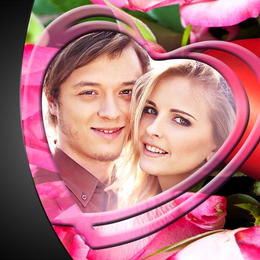 Sweet Love Photo Frames - Lover Ornament