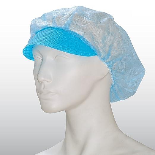 bicap Campana con pantalla de vellón - Color Azul - 100 Unidades - Tamaño 50 Cm: Amazon.es: Bricolaje y herramientas