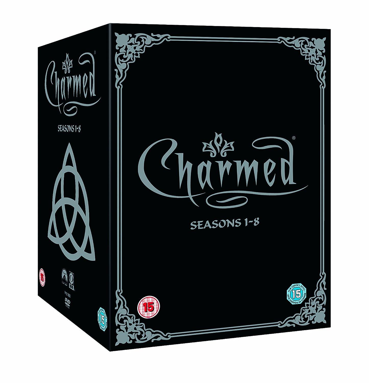Charmed - Complete Seasons 1-8 Importado de Inglaterra Reino Unido DVD: Amazon.es: Shannen Doherty: Cine y Series TV