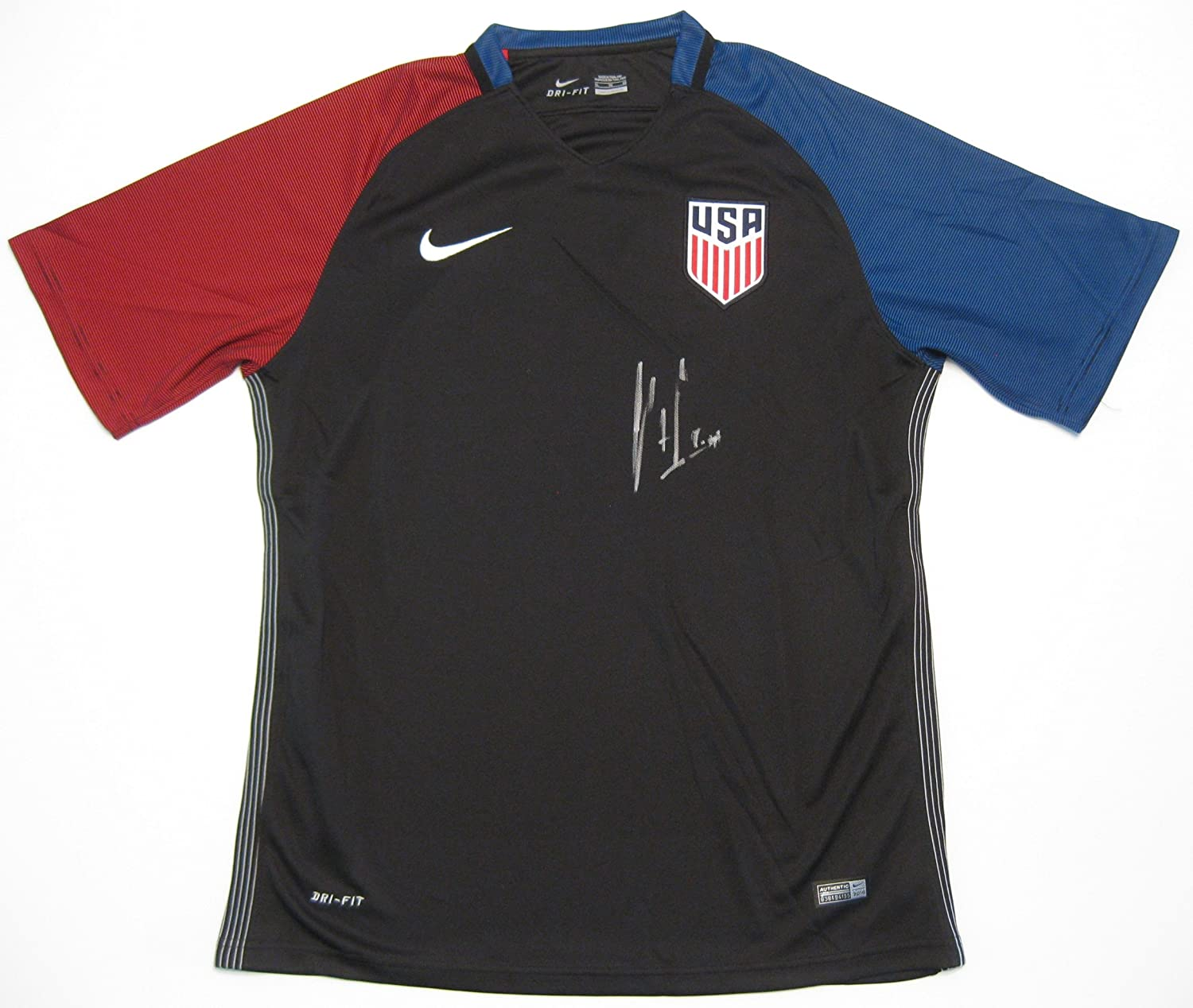 reputable site 950ee 0cdaa Clint Dempsey USA National Mens Soccer Team, Signed ...