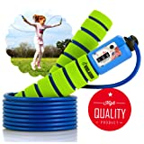 Veluxio Adjustable Jump Rope for Kids with Counter