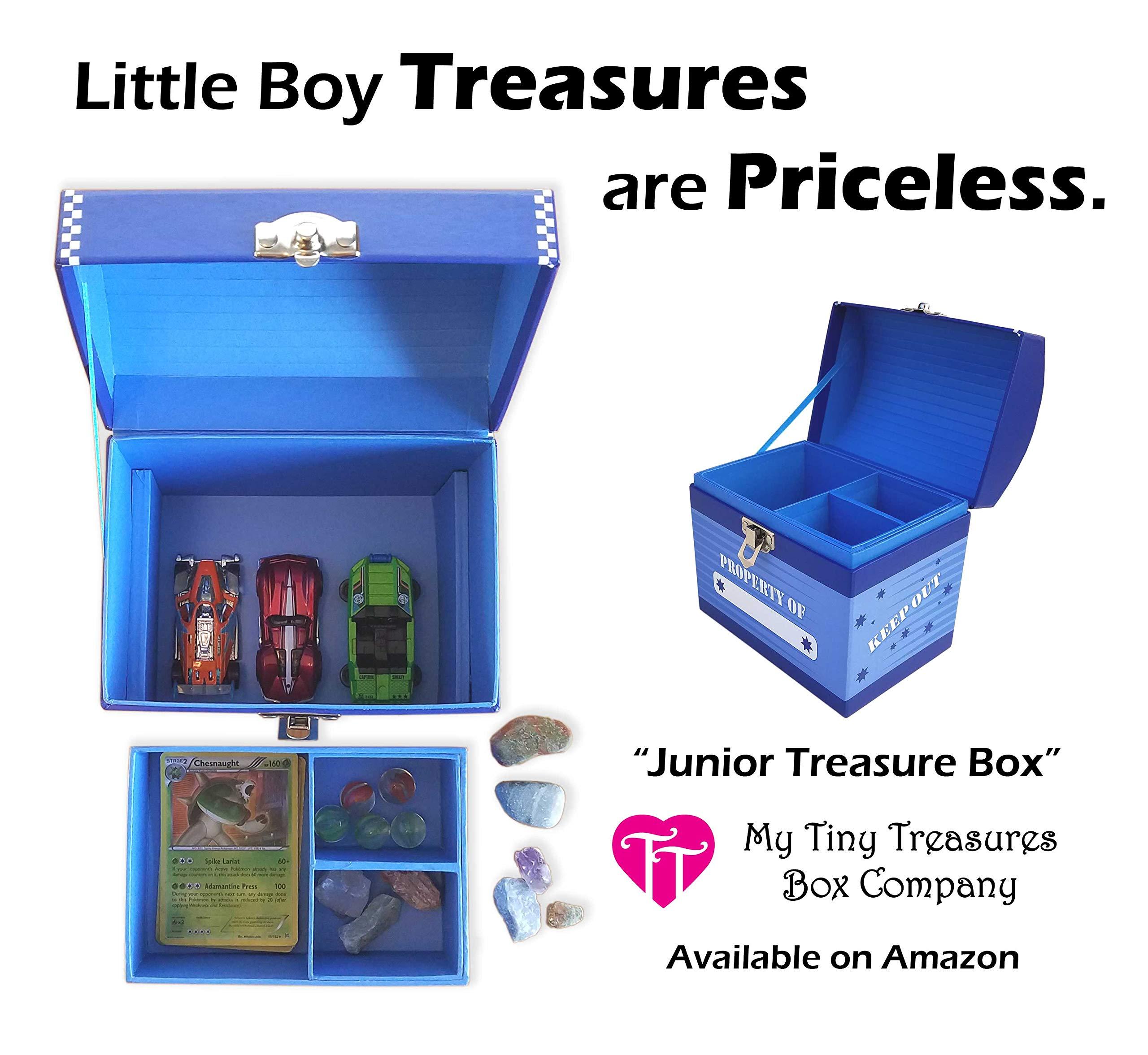 Boys Treasure Box Junior by My Tiny Treasures Box Co. (Image #4)