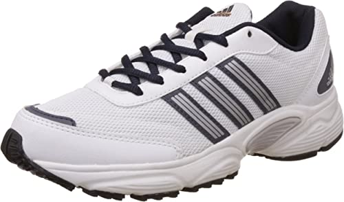 Grey and Black Running Shoes