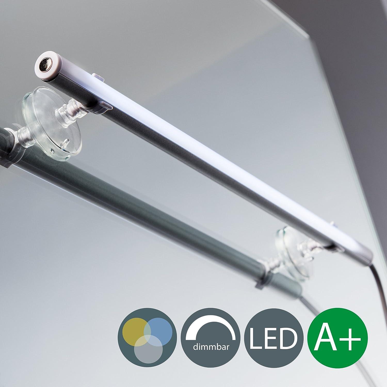 LED Spiegelleuchte zum Schminken Spiegellampe Schminklicht ...