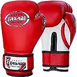 Kids Boxing Gloves 6-oz Red Kick Boxing Punching Bag Pads Training